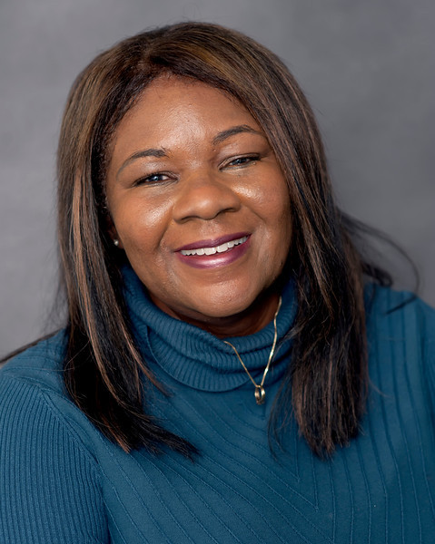 Dr. Shari Clarke, vice president for multicultural affairs at Marshall Universiy.
