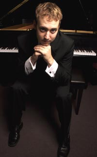 Guest pianist Dr. Jacob Ertl will give a recital Feb. 7 at Marshall University.