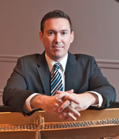 Guest pianist Dr. Jeremy Samolesky will give a recital  Feb. 9 at Marshall University.