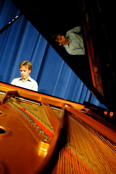 Dr. Henning Vauth, assistant professor of piano at Marshall University.