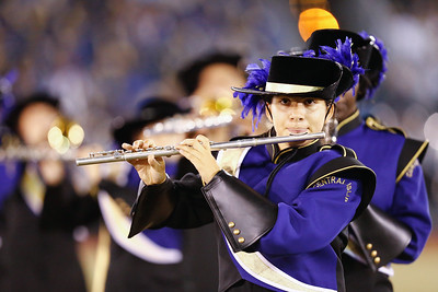 Central Islip High School performs at the 52nd Annual Newsday Marching Band Festival Day 2 from Mitchel Field.