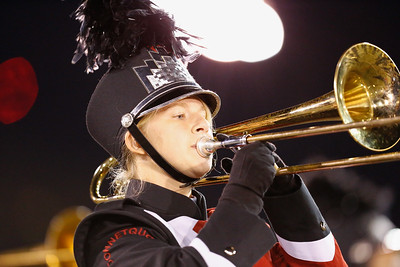 Connetquot High School performs at the 52nd Annual Newsday Marching Band Festival Day 3 from Mitchel Field.