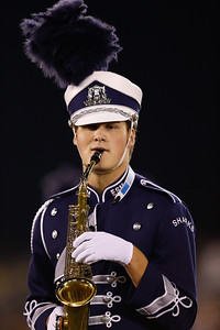 Eastport South Manor High School performs at the 52nd Annual Newsday Marching Band Festival Day 2 from Mitchel Field.
