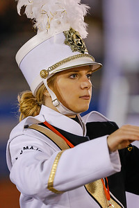 H. Frank Carey High School performs at the 52nd Annual Newsday Marching Band Festival Day 3 from Mitchel Field.