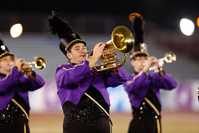 Islip High School performs at the 52nd Annual Newsday Marching Band Festival Day 2 from Mitchel Field.