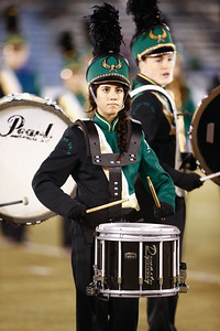 Lynbrook High School performs at the 52nd Annual Newsday Marching Band Festival Day 2 from Mitchel Field.