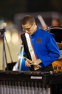 Malverne High School performs at the 52nd Annual Newsday Marching Band Festival Day 2 from Mitchel Field.