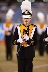 Northport High School performs at the 52nd Annual Newsday Marching Band Festival Day 2 from Mitchel Field.