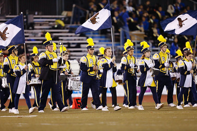 Rocky Point High School performs at the 52nd Annual Newsday Marching Band Festival Day 2 from Mitchel Field.