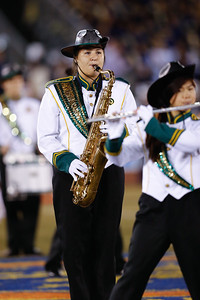 Seaford High School performs at the 52nd Annual Newsday Marching Band Festival Day 2 from Mitchel Field.