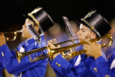 Valley Stream Central High School performs at the 52nd Annual Newsday Marching Band Festival Day 3 from Mitchel Field.