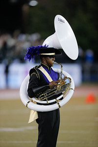 Central Islip High School performs at the 53rd annual Newsday Marching Band Festival at Mitchel Field Athletic Complex in Uniondale, Oct 15, 2015