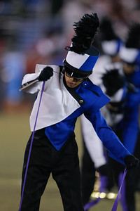 Division Avenue High School performs at the 53rd annual Newsday Marching Band Festival at Mitchel Field Athletic Complex in Uniondale, Oct 19, 2015