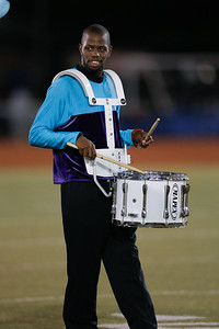 FREE Players Marching Band performs at the 53rd annual Newsday Marching Band Festival at Mitchel Field Athletic Complex in Uniondale, Oct 19, 2015