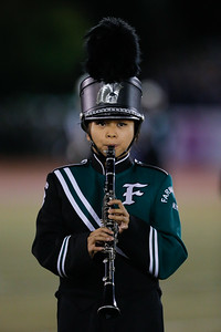 Farmingdale High School performs at the 53rd annual Newsday Marching Band Festival at Mitchel Field Athletic Complex in Uniondale, Oct 15, 2015