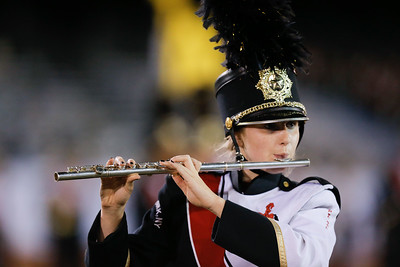 Foral Park High School performs at the 53rd annual Newsday Marching Band Festival at mitchel Field Athletic Complex in Uniondale, Oct14, 2015