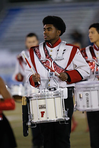 Freeport High School performs at the 53rd annual Newsday Marching Band Festival at Mitchel Field Athletic Complex in Uniondale, Oct 19, 2015