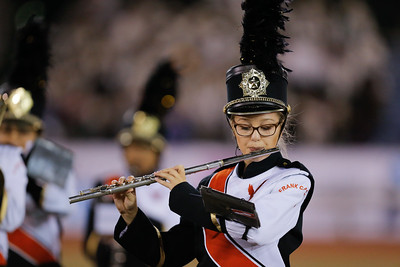 H. Frank Carey High School performs at the 53rd annual Newsday Marching Band Festival at mitchel Field Athletic Complex in Uniondale, Oct14, 2015