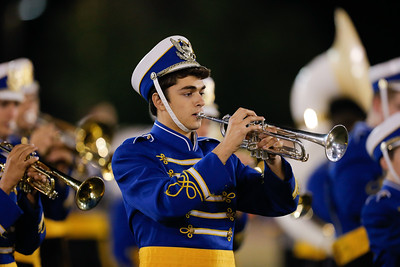 Hauppauge High School performs at the 53rd annual Newsday Marching Band Festival at mitchel Field Athletic Complex in Uniondale, Oct14, 2015