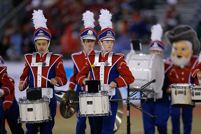 MacArthur High School performs at the 53rd annual Newsday Marching Band Festival at Mitchel Field Athletic Complex in Uniondale, Oct 19, 2015