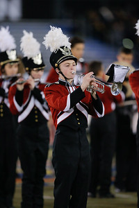 Plainedge High School performs at the 53rd annual Newsday Marching Band Festival at Mitchel Field Athletic Complex in Uniondale, Oct 19, 2015