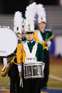 Three Village High School High School performs at the 53rd annual Newsday Marching Band Festival at mitchel Field Athletic Complex in Uniondale, Oct14, 2015