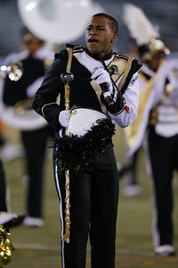 Uniondale High School performs at the 53rd annual Newsday Marching Band Festival at Mitchel Field Athletic Complex in Uniondale, Oct 19, 2015