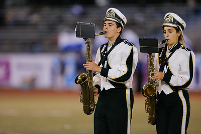 Valley Stream North High School performs at the 53rd annual Newsday Marching Band Festival at mitchel Field Athletic Complex in Uniondale, Oct14, 2015