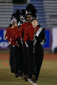 Valley Stream South High School performs at the 53rd annual Newsday Marching Band Festival at mitchel Field Athletic Complex in Uniondale, Oct14, 2015
