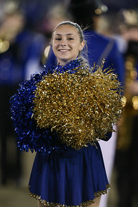 Bethpage High School performs at the 54th Annual Newsday Marching Band Festival at Mitchel Field Athletic Complex in Uniondale, October 19, 2016