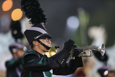 Brentwood High School performs at the 54th Annual Newsday Marching Band Festival at Mitchel Field Athletic Complex in Uniondale, October 20, 2016