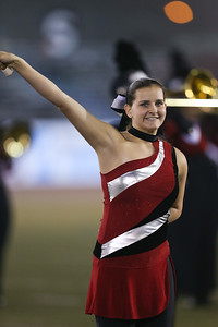 Connetquot High School performs at the 54th Annual Newsday Marching Band Festival at Mitchel Field Athletic Complex in Uniondale, October 20, 2016