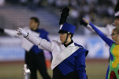 Division High School performs at the 54th Annual Newsday Marching Band Festival at Mitchel Field Athletic Complex in Uniondale, October 18, 2016