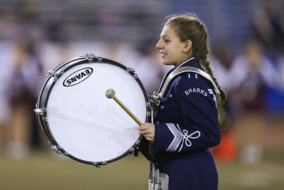 Eastport South Manor High School performs at the 54th Annual Newsday Marching Band Festival at Mitchel Field Athletic Complex in Uniondale, October 20, 2016