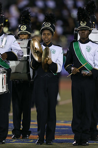 Elmont High School performs at the 54th Annual Newsday Marching Band Festival at Mitchel Field Athletic Complex in Uniondale, October 19, 2016