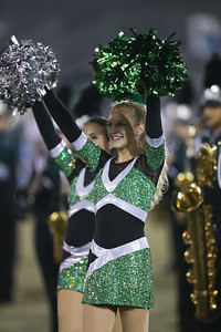 Farmingdale High School performs at the 54th Annual Newsday Marching Band Festival at Mitchel Field Athletic Complex in Uniondale, October 20, 2016