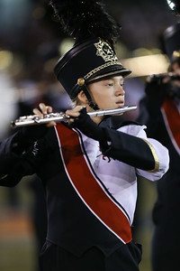 Floral Park High School performs at the 54th Annual Newsday Marching Band Festival at Mitchel Field Athletic Complex in Uniondale, October 19, 2016