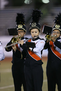 H. Frank Carey High School performs at the 54th Annual Newsday Marching Band Festival at Mitchel Field Athletic Complex in Uniondale, October 19, 2016