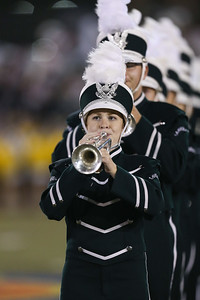 Harborfields High School performs at the 54th Annual Newsday Marching Band Festival at Mitchel Field Athletic Complex in Uniondale, October 18, 2016
