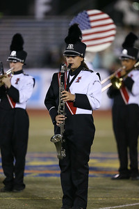 Island Trees High School performs at the 54th Annual Newsday Marching Band Festival at Mitchel Field Athletic Complex in Uniondale, October 19, 2016