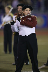 Kings Park High School performs at the 54th Annual Newsday Marching Band Festival at Mitchel Field Athletic Complex in Uniondale, October 20, 2016