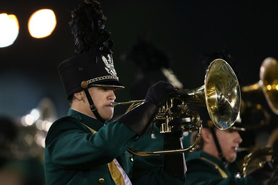 Lindenhurst High School performs at the 54th Annual Newsday Marching Band Festival at Mitchel Field Athletic Complex in Uniondale, October 18, 2016
