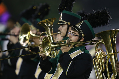 Longwood High School performs at the 54th Annual Newsday Marching Band Festival at Mitchel Field Athletic Complex in Uniondale, October 18, 2016
