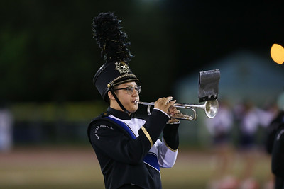 New Hyde Park High School performs at the 54th Annual Newsday Marching Band Festival at Mitchel Field Athletic Complex in Uniondale, October 19, 2016