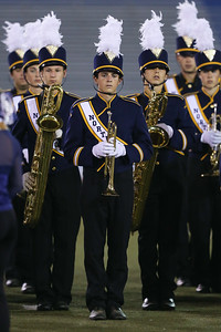 Northport High School performs at the 54th Annual Newsday Marching Band Festival at Mitchel Field Athletic Complex in Uniondale, October 20, 2016