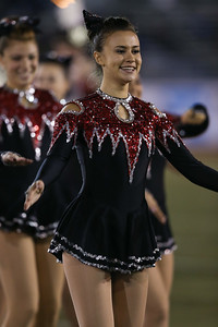Plainedge High School performs at the 54th Annual Newsday Marching Band Festival at Mitchel Field Athletic Complex in Uniondale, October 18, 2016