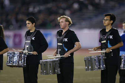 Plainview-JFK High School performs at the 54th Annual Newsday Marching Band Festival at Mitchel Field Athletic Complex in Uniondale, October 18, 2016