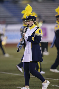 Rocky Point High School performs at the 54th Annual Newsday Marching Band Festival at Mitchel Field Athletic Complex in Uniondale, October 20, 2016