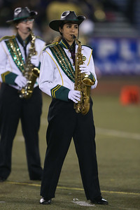 Seaford High School performs at the 54th Annual Newsday Marching Band Festival at Mitchel Field Athletic Complex in Uniondale, October 20, 2016