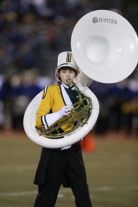 Three Village High School performs at the 54th Annual Newsday Marching Band Festival at Mitchel Field Athletic Complex in Uniondale, October 19, 2016